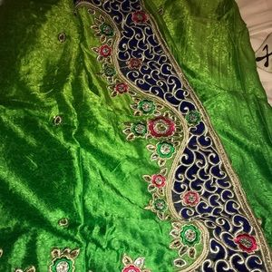 Very fancy indian Sari